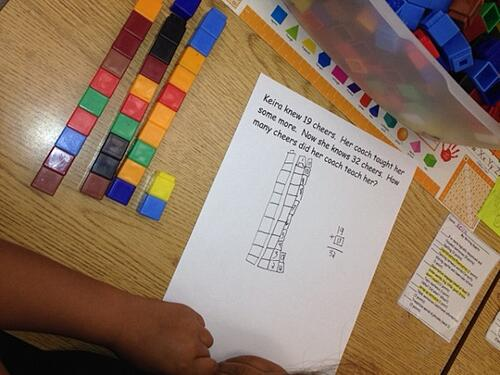 cognitive guided instruction math