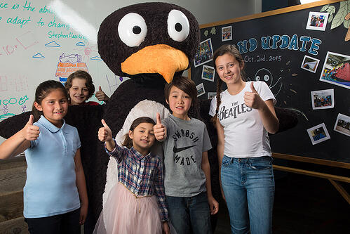 Thumbs Up Kids with JiJi