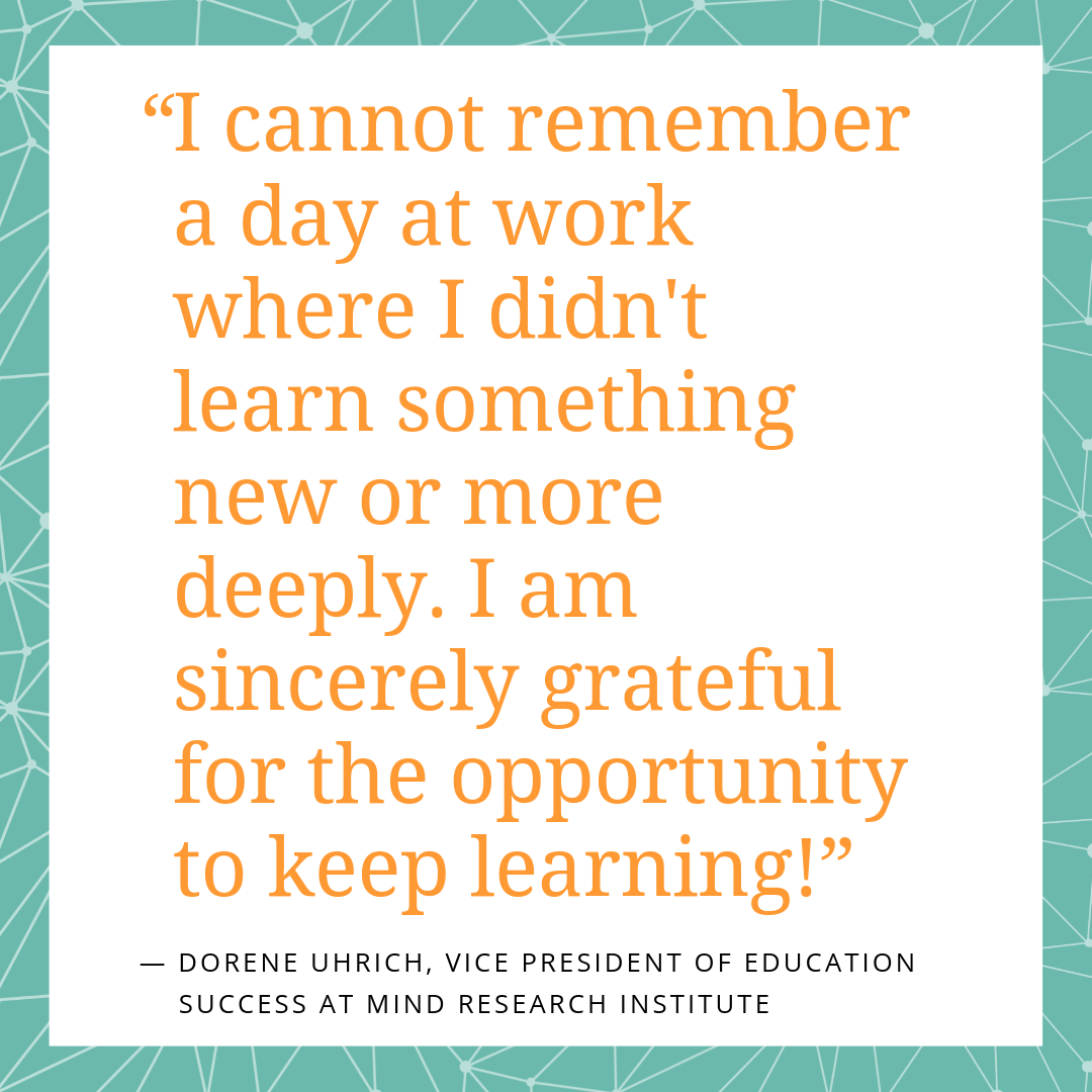 Dorene-Uhrich-Learning-Quote