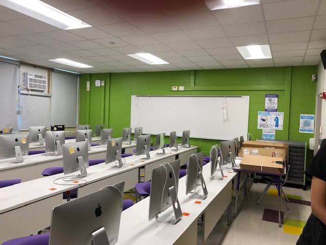 Earhart and ST Math STEAM Lab