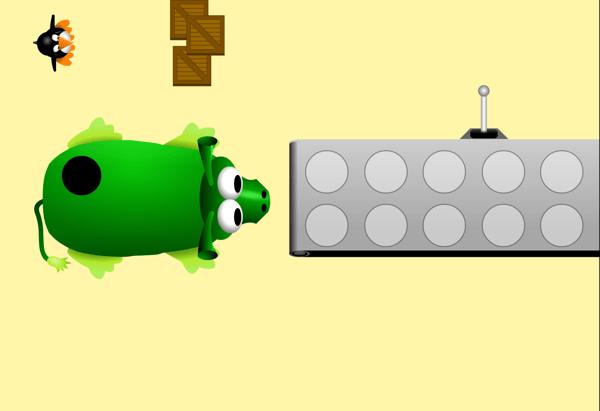 Fractions-Pie-Monster-Level1