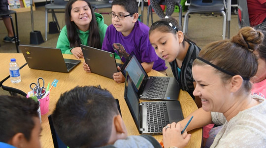 Teacher Learning Impacts Student Learning