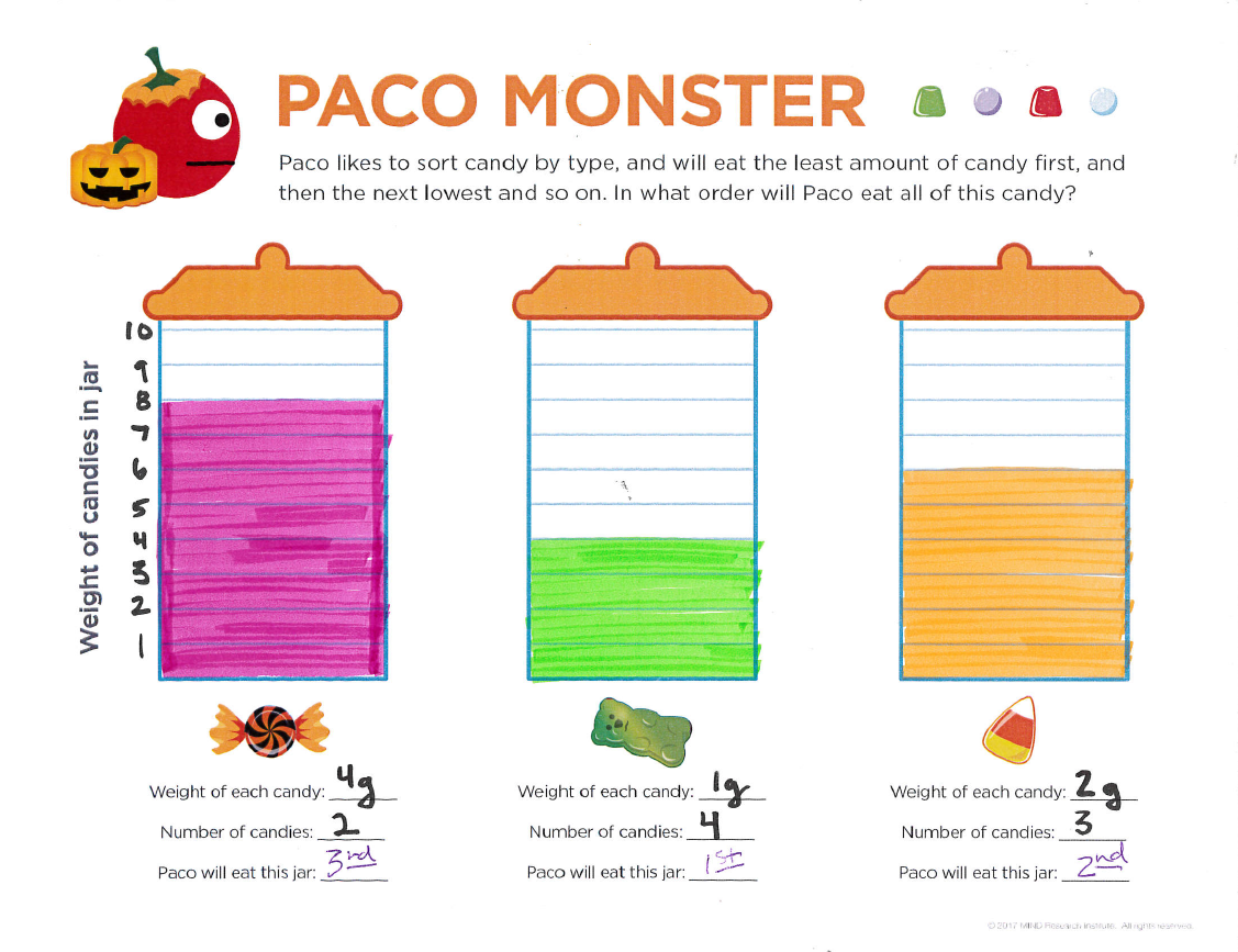halloween multiplication worksheet