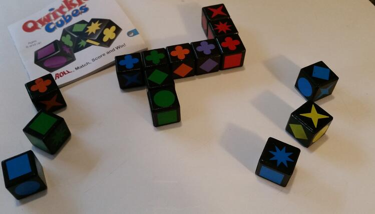 math board games for kindergartners qwirkle
