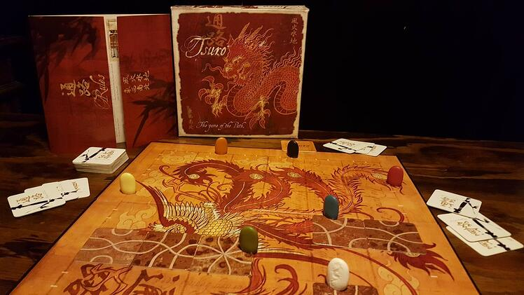 math board game tsuro