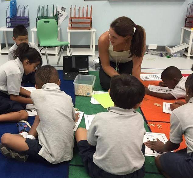 innovative school using blended learning