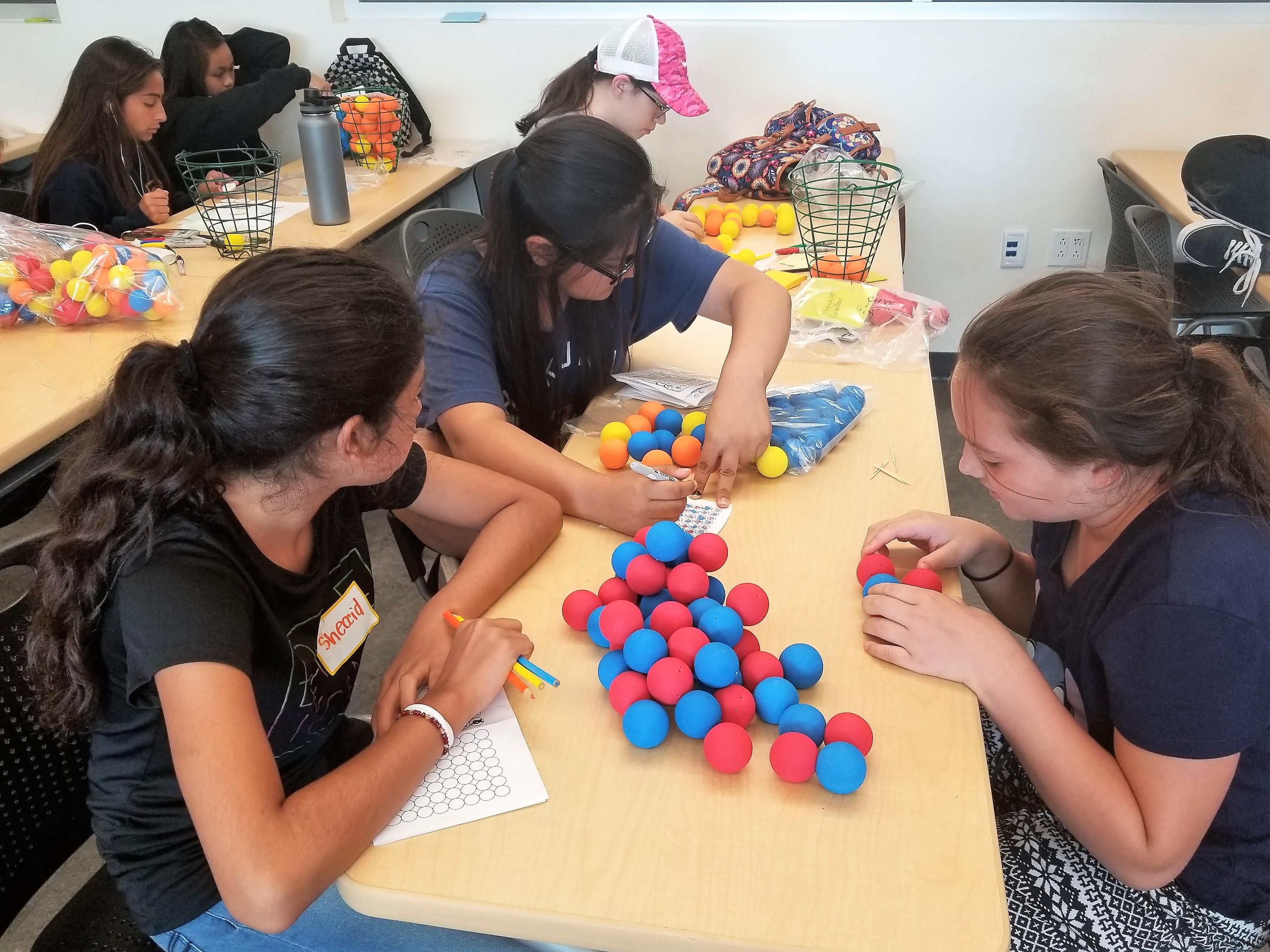 Girls Inc Math Makers