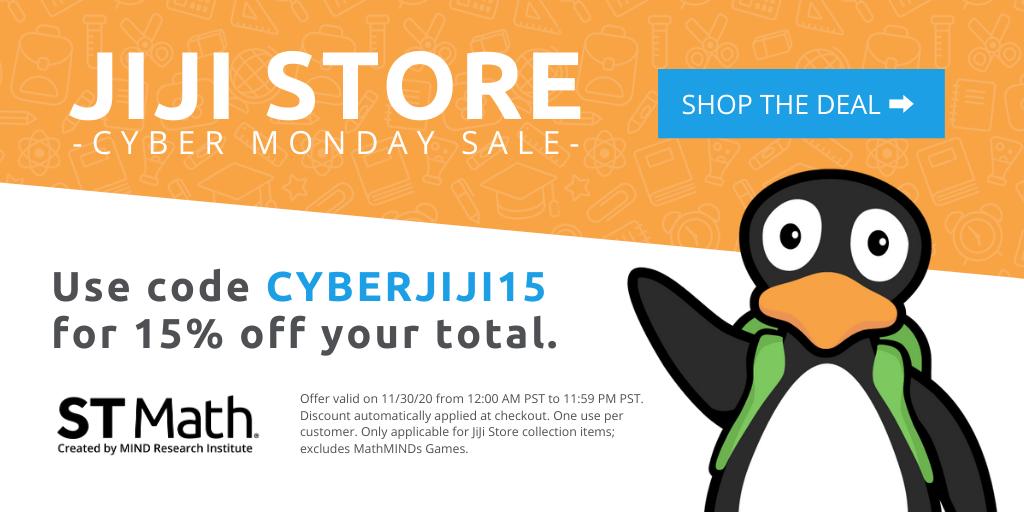 JiJi Store Cyber Monday Sale 11.30.20