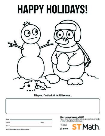 ST-Math_Snowmen_Holiday_Coloring-Sheet