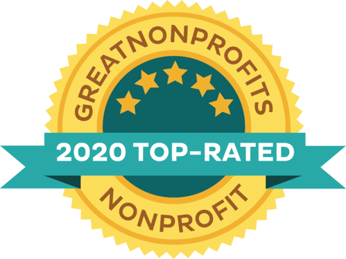 GreatNonprofits 2020 Badge